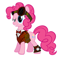Punkie Pie Vector by TheDoctor7777