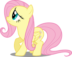 Vector #108 - Fluttershy #9 by DashieSparkle