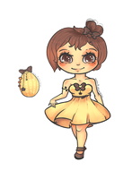 Sunny Cheeb Hatched - Poochiness by Hardrockangel-Adopts