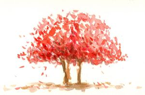 Springtime in Red by Joliet82
