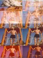 Lomo: Lifeguard Trevor by lucylucy