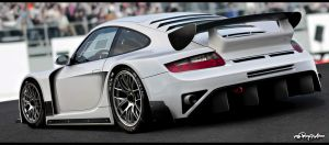 Porsche 911 Super Gt Clean by Saporita