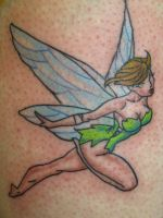 Cool Tinkerbell by ChadGrimm