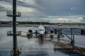 Lan Chile 787-8 HDR by ssabbath