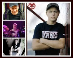 Gustav Collage... by AlwaysTheBlackCat