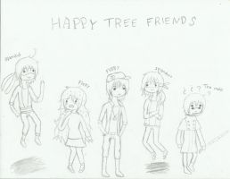 Happy Tree Friends SP by pucca1412