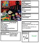 Pros And Cons: Teen Titans Trouble in Tokyo by Spongey444