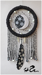 The Lunar Eclipse dreamcatcher by Ailinn-Lein