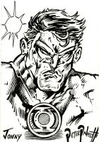 Hal Jordan by PeterPalmiotti