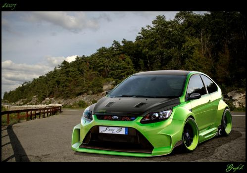 Ford Focus Rs by adseven