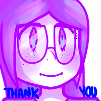 thank you by DerpyCrayon2
