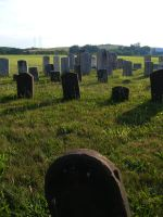 Cemetery 19 by DKD-Stock