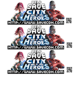 Save our City Flyer (color) by CMKook-24601