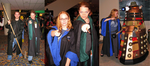 UPDATE: Comfy Cosplay: Hogwarts Robes by TempestFae