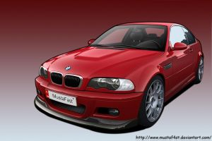 BMW 3 Series by mustaF4ST