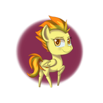 Chibi Spitfire by Scarletts-Fever