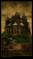 Cathedral Spires by IrondoomDesign