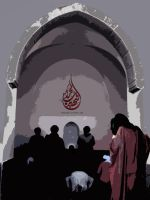 Martyr of the mihrab by 70hassan07