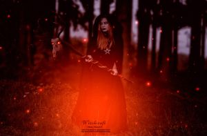 Witchcraft by vaniapaiva
