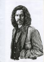 Sirius Black by cristinademanuel