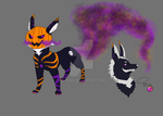 Halloween Milky Way Kit by Gingler