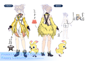 -PSO2 Outfit :: Rappy- by Art47