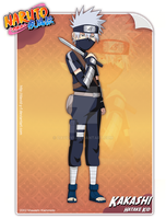 Kakashi Hatake Kid [Naruto Way of the Ninja] by David-Y-F