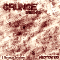 Grunge brushes 1st by neotom130
