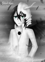 Ulquiorra_ Farewell_Colored by renealexa