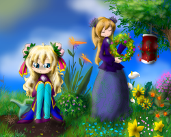 SSP-Heather-R4-Spring Blooms by HezuNeutral