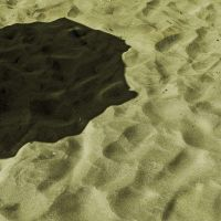 Shadow On The Sand by dimajaber