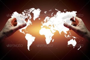 World in Hands by Xstyler85