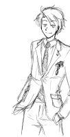 APH: Suits. by yoni-mieru