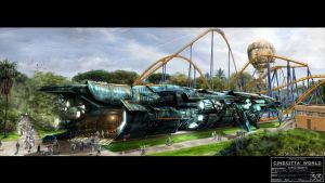 Cinecitta World Art Works by cinecittaworld