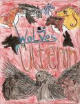 Wolves of Ulteron: OLD Cover by DrygonFyre