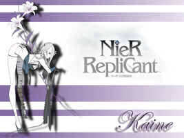 Nier Kaine WP2 by nicegal1
