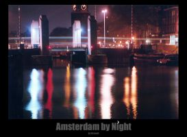 Amsterdam by Night 92-93 by draxull