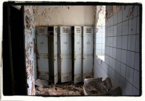 Lock your Lockers by Urbex