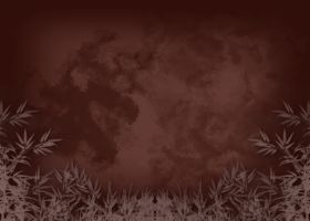 Background Red - Bamboo by Ivette-Stock
