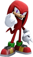 Knuckles by ChloeTheCat11