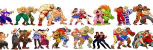 Street Fighter Alpha Tag by True-BackLash