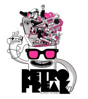 Retro freak by surfender