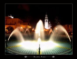Balboa Park by AdamPowell