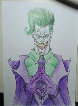 The Joker AGAIN by thelost544
