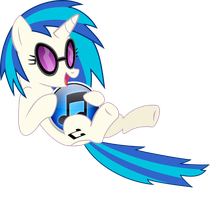 Itunes Pon3 with Glasses by PinkiePi314