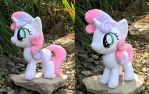 Sweetie Belle Minky Plush 2 by JusticeOfElements