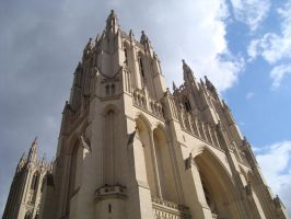The National Cathedral by hellokittygirl101