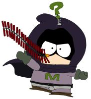Mysterion - Action Pose 11 by megasupermoon