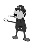 Mario Classic Animation by Tillo27