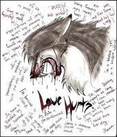 Love hurts by mocoma